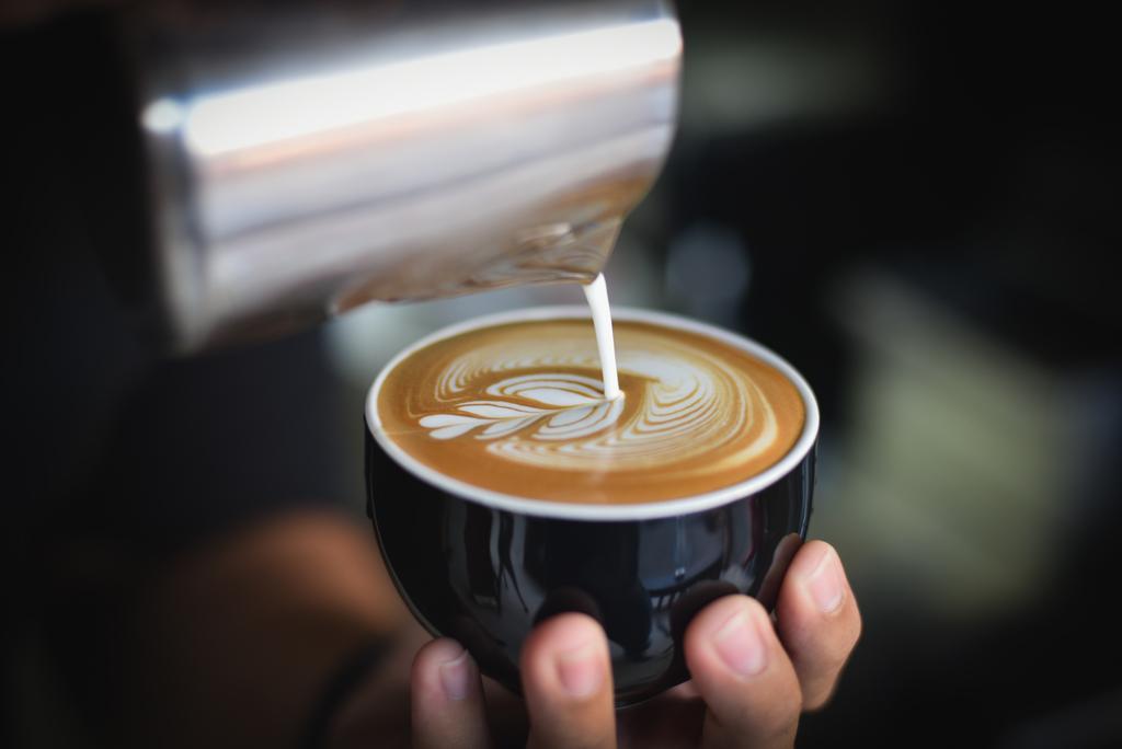 cappuccino Milchschaum