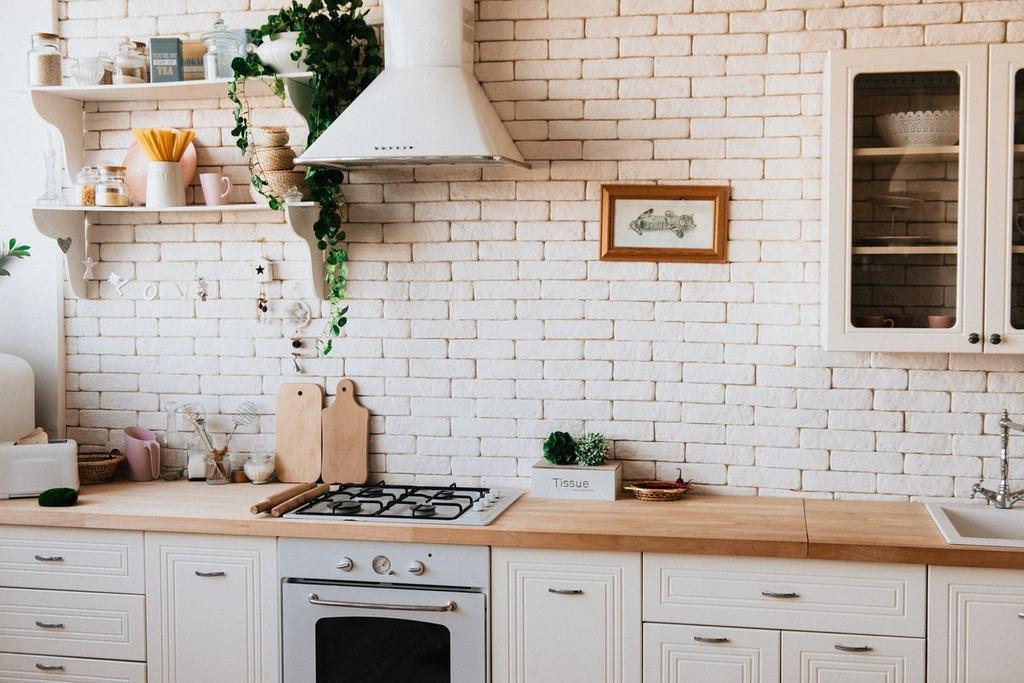21 Inspirationen Fur Landhauskuchen In Weiss Diekochstube