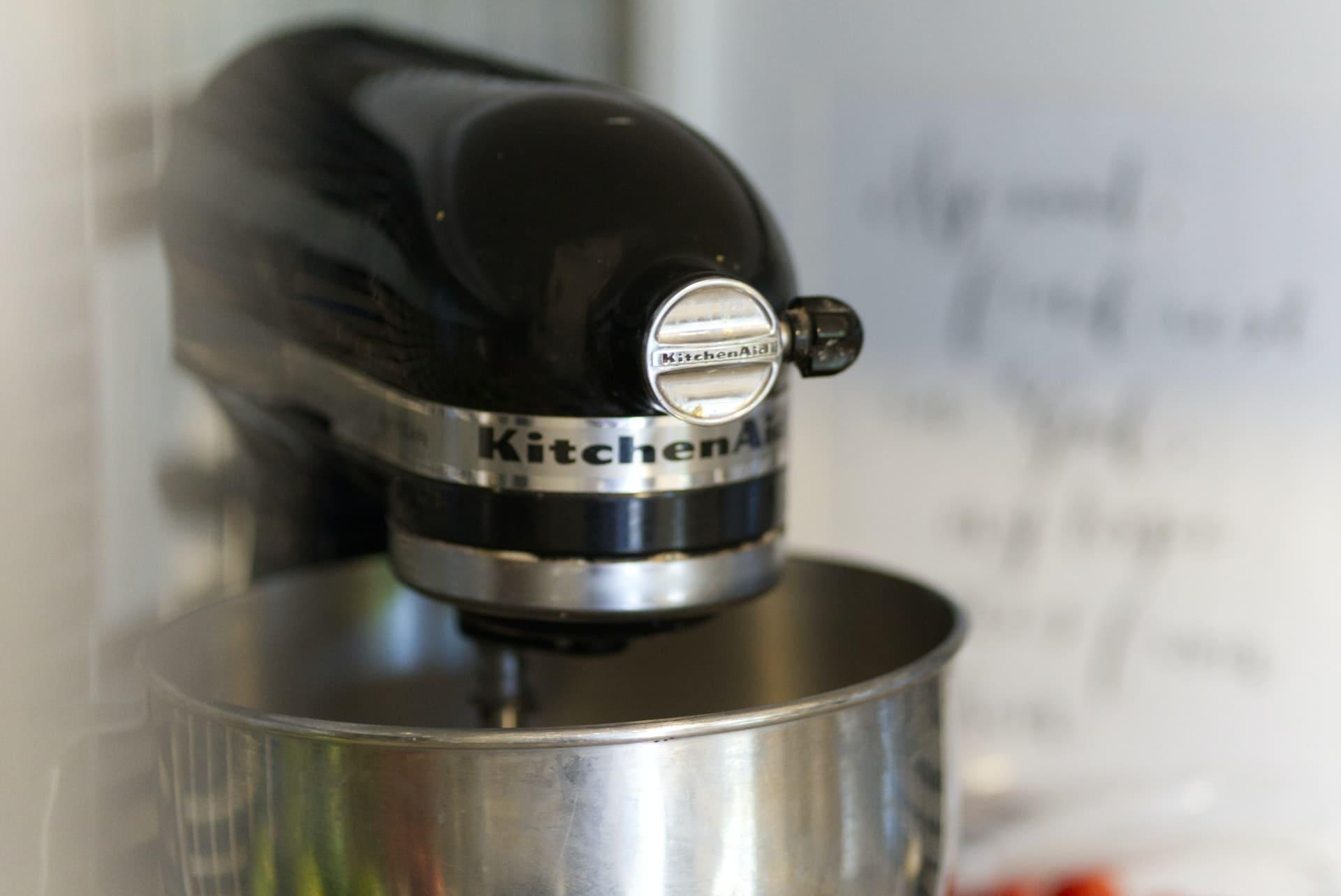 kitchenaid kuechenmaschine von vorne